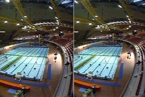 3d stade olympique et jardin botanique - Scandinavisch massief pijnmeubilair ...